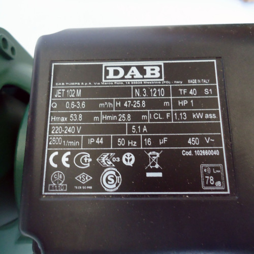 Dab 102M