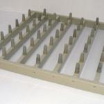 Griglia in polipropilene per acidatura vetro
