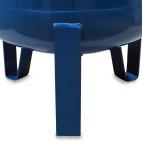 Serbatoio verticale 500l 11bar verniciato