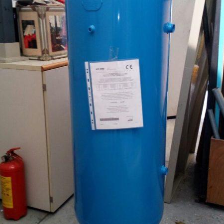 Serbatoio 270 litri, 1 bar, nuovo