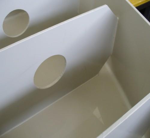 A0021 - Serbatoio acqua per imbarcazioni su misura