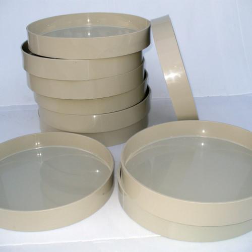 Vaschetta tonda in polipropilene